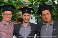 Diploma Masters of Education voor 21 leraren